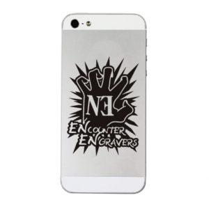 iphoneサイズ スマホステッカー